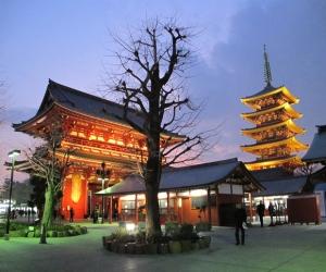 Япония всегда рада встрече с туристами!