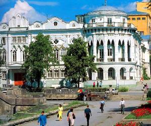 Достопримечательности в Екатеринбурге