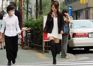 Знакомства японских девушек
