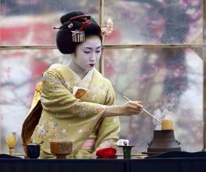 Чайная культура Японии