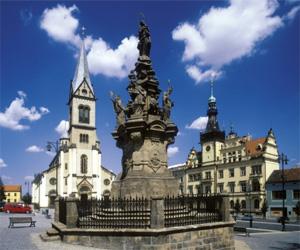 апартаменты в Кладно, Чехия