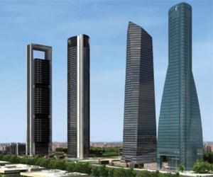 Мадрид - один из современных мегаполисов