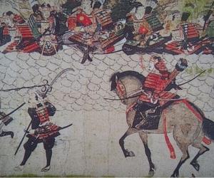 Опасность монгольского завоевания по отношению к Японии