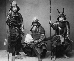 Положение в японском государстве в начале XIII века